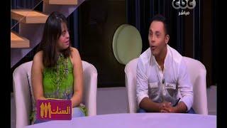بطل السباحة البارالمبية: «نفسي أمثل مع تامر حسني ودنيا سمير غانم»