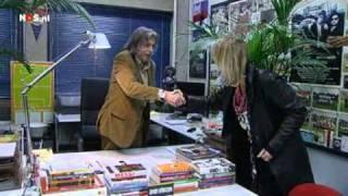 Nieuwsuur-item over Johan Derksen en Loden Leeuw 2011 (9 januari 2012)
