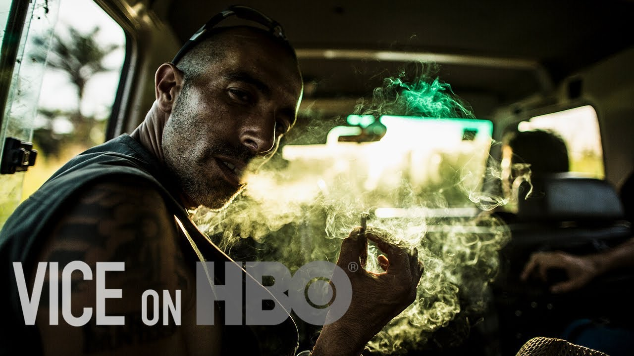 "Hunting For A Rare Congolese Weed Strain With ""The Kings of Cannabis"": VICE on HBO"