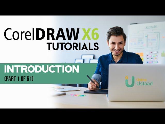 Corel Draw X6 Tutorials in Urdu/Hindi Complete Course
