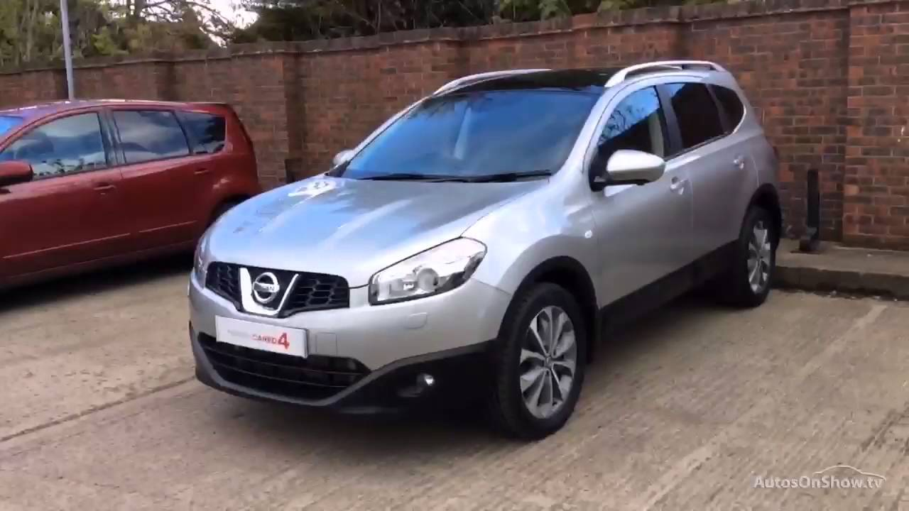 nissan qashqai dci tekna plus 2 aluminium silver 2013 youtube. Black Bedroom Furniture Sets. Home Design Ideas