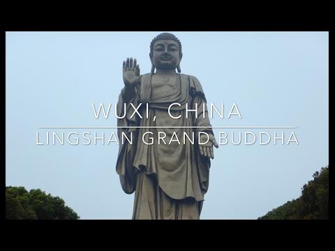 Wuxi, China - Lingshan Grand Buddha