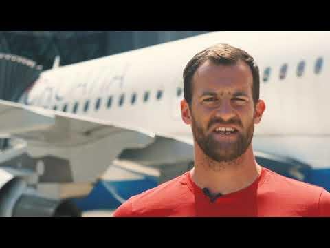 estitke sportaa za 30. roendan Croatia Airlinesa