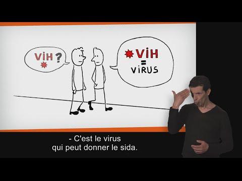 Le virus du sida : il faut le connaître