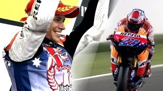 MotoGP™ Champion Profile -- Casey Stoner