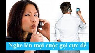 Nghe lén mọi cuộc điện thoại 1 cách dễ dàng NTN - Automatic voice recorder