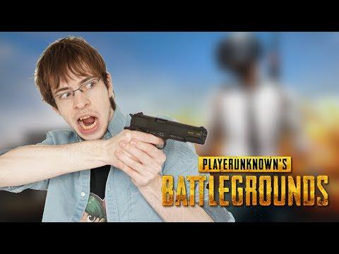 Battlegrounds med RobinKaja (PUBG)