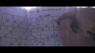 2 How to do a Very Hard Sudoku easily Part2 by Tiffany