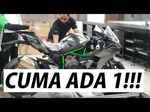 #72 - Kawasaki Ninja H2 Carbon (!! Cuma 1 Di Indonesia !!) #Motovlog