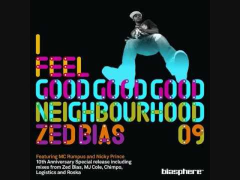 Zed Bias - Neighbourhood (Roska Remix)