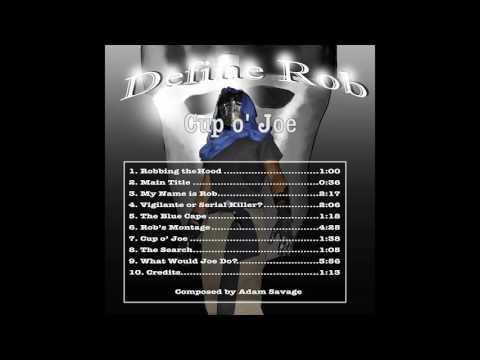 Musical Score for Define Rob