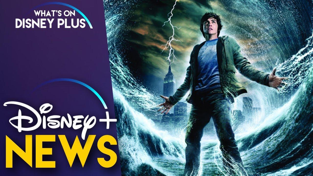 'Percy Jackson' series in development for Disney+