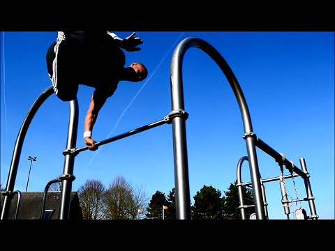 Free Urban Workout  - Rouen 2015 HD