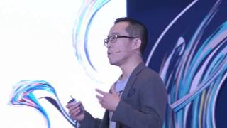 How to connect the global entrepreneurs | Tiecheng AI | TEDxCEIBS