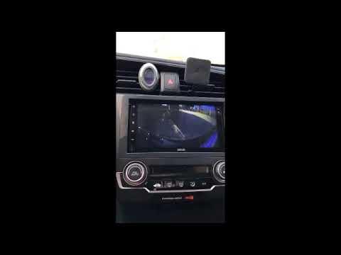 2016-2017 Honda Civic lx stereo Upgrade To eincar Dash Android 6.0 dash under $200