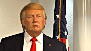Восковая фигура Дональда Трампа появилась в музеях мадам Тюссо (новости)