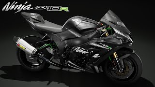 Ride 3 - Ninja ZX-10RR Customization | So Many Crashes