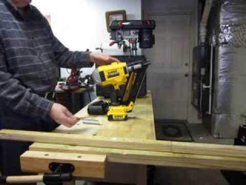Are Pneumatic Nailers History Dewalt 20v Dcn692m1 Cord