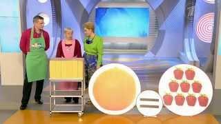 Супереда с витамином С. Чем заменить апельсин