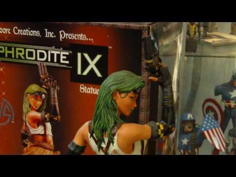 APHRODITE IX: THE BEST WOMEN STATUE MADE. /1080P HD: