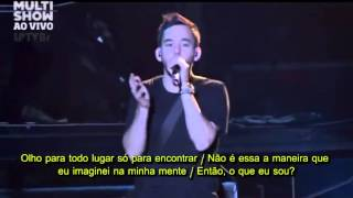 06 Linkin Park   Somewhere I Belong Live @ Arena Anhembi 2012)(Legendado)(LEGIAO)