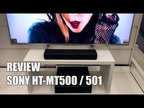 Review Sony HT-MT500 Nueva Barra de Sonido Multiroom 2017