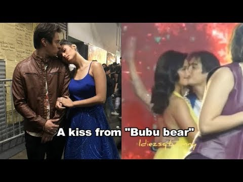 ENRIQUE GIL SUPRISE LIZA SOBERANO WITH A KISS | ang sweet 😍