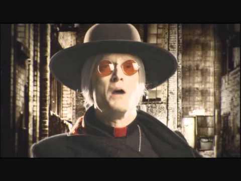 Twisted Metal (2012) Preacher