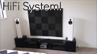 Playing the HiFi System LOUD!