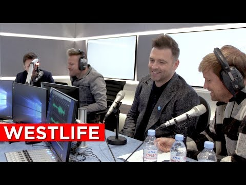 """Those girls are now our Wives!"" Westlife on Comeback, working with Ed Sheeran & Parenthood"