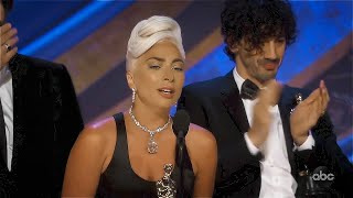 Shallow Wins Oscar for Best Original Song 2019