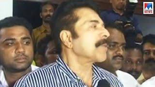 പ്രളയത്തിൽ വലഞ്ഞവർക്ക് ആശ്വാസവുമായി മമ്മൂട്ടി | Mammotty at camp | Kerala flood