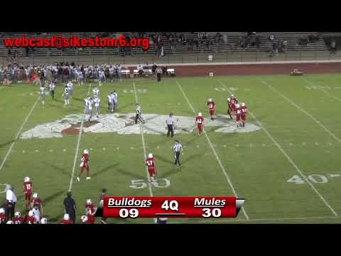 Sikeston High School Football vs Poplar Bluff High School