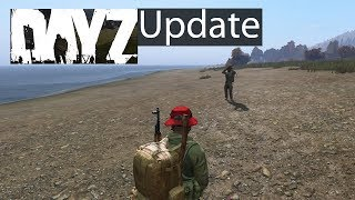 DayZ Xbox One Gameplay Update Fixes & Friendly Interactions