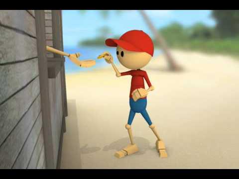Animation Mentor Reel Phil Barnard