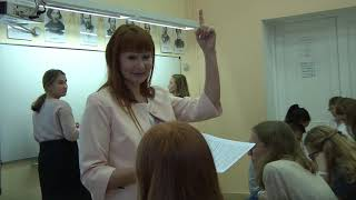 Время читать — 5 (2018). Пушкина О.Н. Открытый урок.