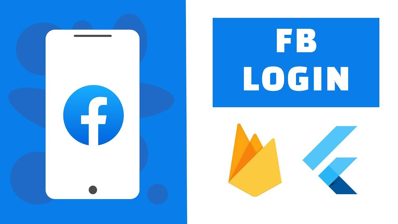 Firebase Facebook Login in Flutter   Flutter Firebase Course
