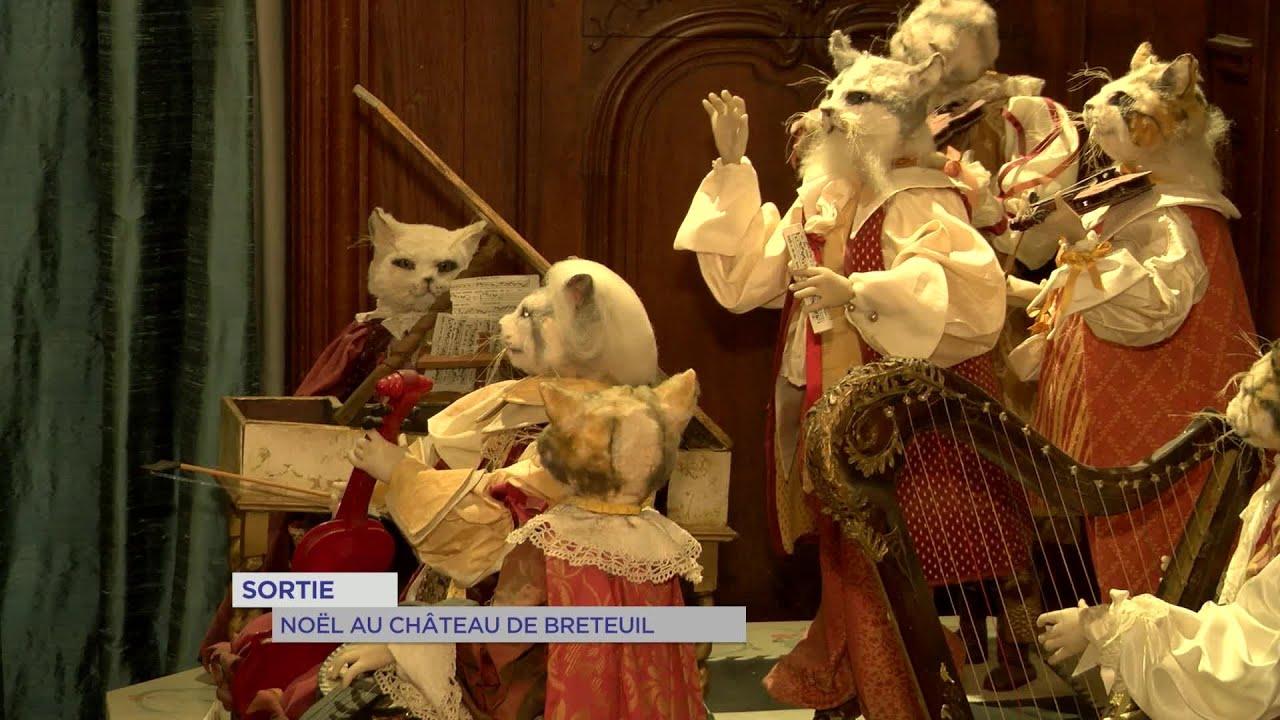Yvelines | Sortie : Noël au château de Breteuil