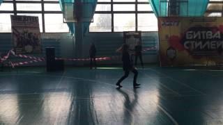 �������� ���� Яворская старшая джаз-фанк /Битва стилей 2016 ������