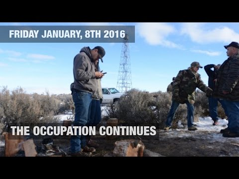Oregon Standoff: A timeline of events