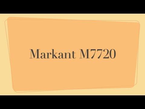 Markant m7720 - An East German Pen