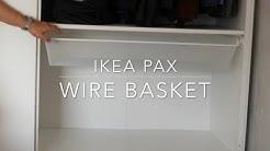 Ikea Komplement wire basket