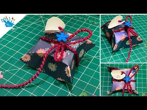 DIY Origami Box | Paper Gift Boxes | Handmade | Creative