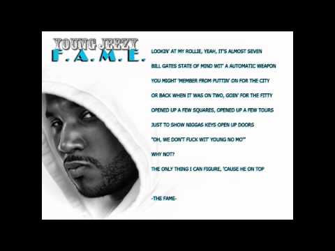 Young Jeezy F.A.M.E ft T.I. Lyrics TheWhoSaysWhat