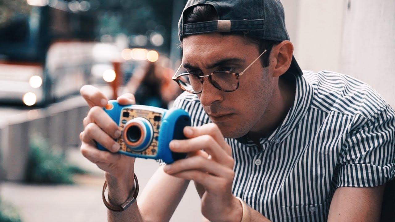 Toy Camera Challenge With Brandon Woelfel