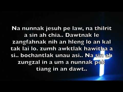 David lai - Nunnak Pek Tiang In An Dawt Karaoke