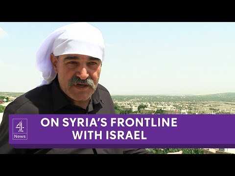 From Syria's frontline with Israel: Will Islamists be defeated?