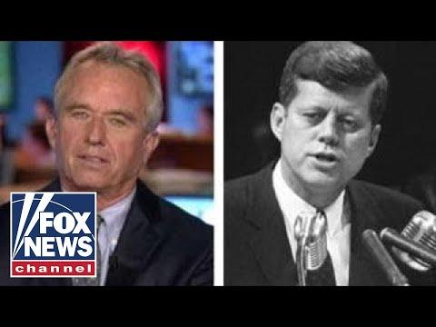RFK Jr: Truth about my father's killing still kept secret