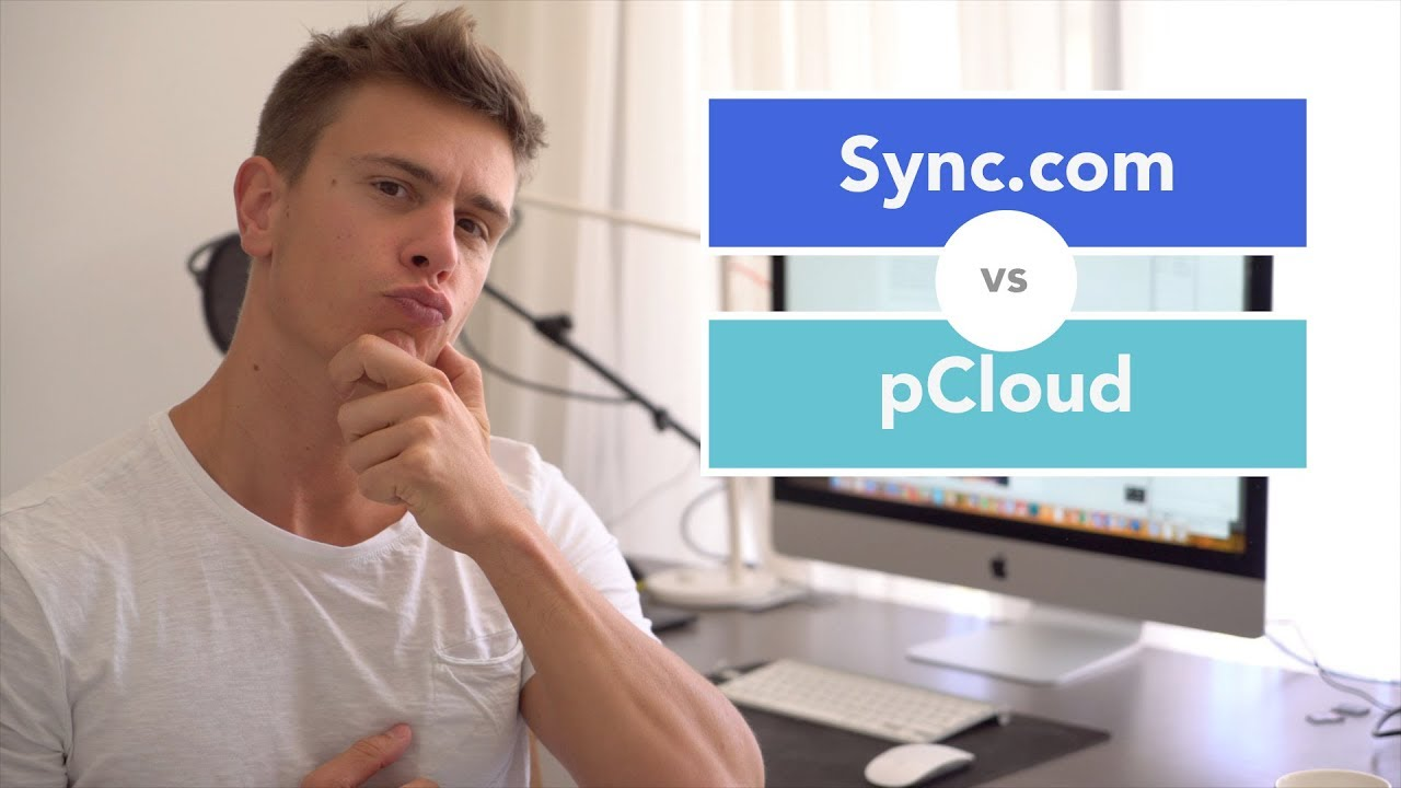 Sync com vs pCloud: Battle of the best cloud storage providers of 2018