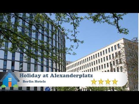 Holiday at Alexanderplatz Apartments - Berlin Hotels, Germany